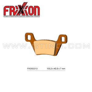"Plaquette FRIXION ""Sintered"""