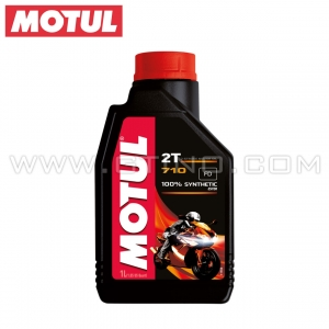 Motul 710 2T - 100% Synthetic