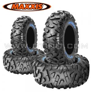 Pack 4 pneus BigHorn : 25x8-12 + 25x10-12