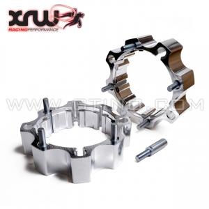 Paire d'élargisseur Aluminium - XRW