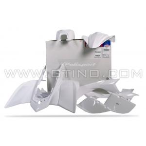 Kit carénage complet BLANC - YFZ 450