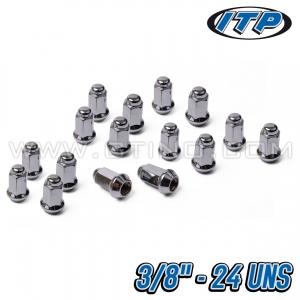 Pack de 16 écrous fermé / conique - ITP