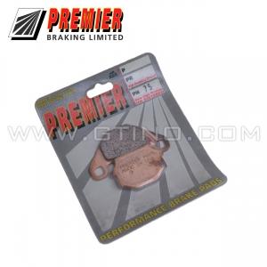 """Plaquette PREMIER """"Racing"""""""
