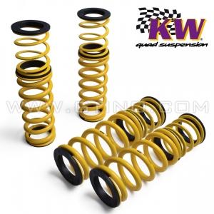 Kit 4 ressorts courts KW - TRX 650/680
