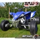 Bumper GOLDSPEED Black - YFM 700