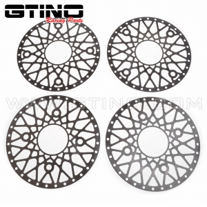 """""""BBS Style"""" Rims Disk GTINO - Pack SUZ"""