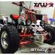Bumper XRW X6 sur quad YAMAHA YFZ BANSHEE 350