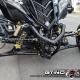 Bumper GOLDSPEED Black - YFM 700
