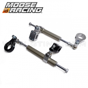 Amortisseur de direction 7 clics RB - Moose Racing