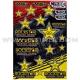 Planche Stickers A3 - ROCKSTAR 2