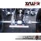 Bumper arrière Alu XRW - 525 / 450 XC