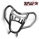 Bumper XRW X2 Chrome pour quad HONDA TRX 300