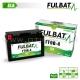 "Batterie type SLA ""FT9B-4"" by FULBAT"