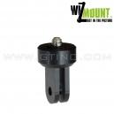 Wizmount Universal Adapter - Convert GOPRO to US