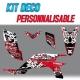 Kit déco DC SHOES - YFZ Raptor 450