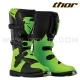 Bottes MX BLITZ BOOT (Black/Green) - THOR