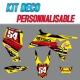 "Kit déco ""RC BE"" GTINO - LTR 450"