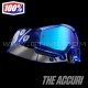"Masque Accuri ""REFLEX BLUE"" 100%"
