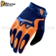 Gants MX SPECTRUM Navy / Orange - THOR