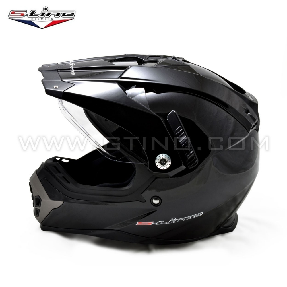 casque cross dual s line helmet gtino. Black Bedroom Furniture Sets. Home Design Ideas