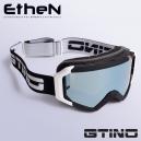 "Masque ""GTINO Black/White"" by Ethen"