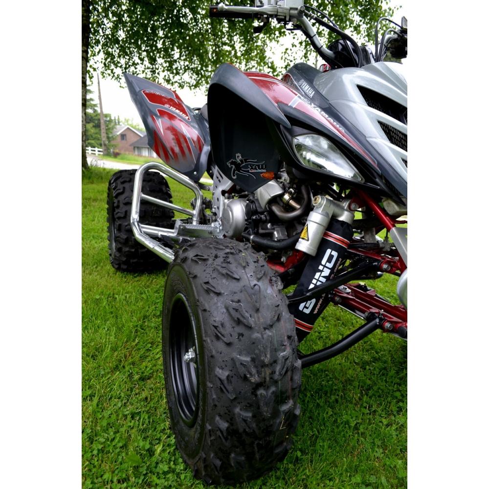 Moyeu arrière complet pour Quads Yamaha Raptor 700 YFM de 2006 à 2012