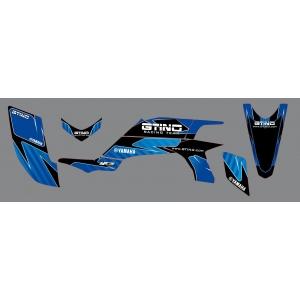 Kit déco GTINO - YFZ Raptor 450