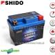 Batterie LTX7L-BS Lithium - SHIDO