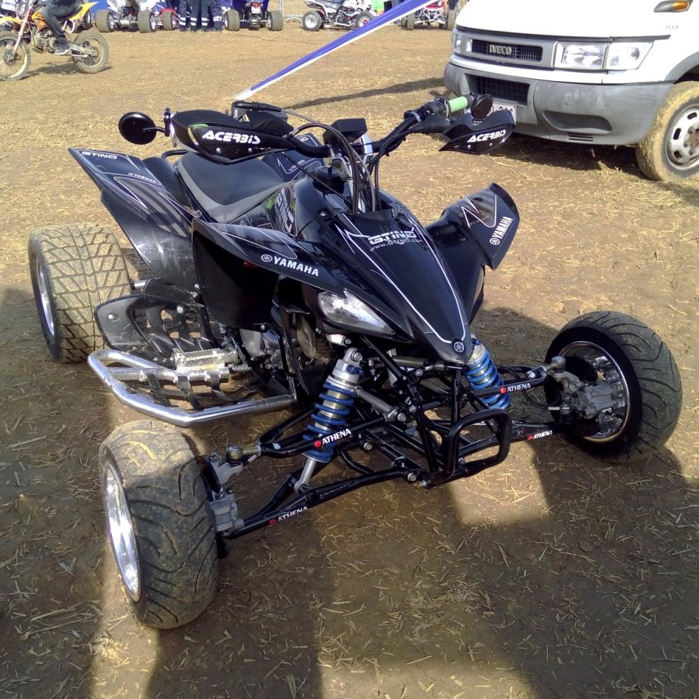 Yamaha Yfzr Bumper