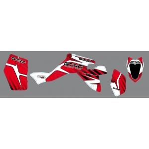 Kit déco GTINO - Suzuki LTZ IE 400