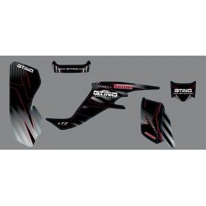 Kit déco GTINO - Suzuki LTZ 400