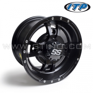 Jantes ITP SS112 Black ⇒ 10x6