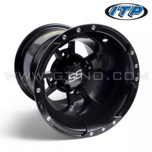 Jantes ITP SS112 Black ⇒ 10x10