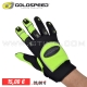 "Gants MX ""SUEDE FLUO"" by GOLDSPEED"