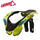 Neck Brace GPX 5.5 Lime by LEATT