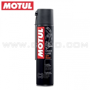 C3 : Chain Lube OFF ROAD - 400 ml