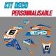 """Kit déco """"TROY LEE"""" pour quad KTM 450 SX / XC"""