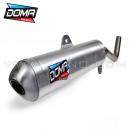 Silencieux Aluminium DOMA - BLASTER 200