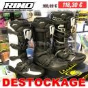 Rino ECO MX Bottes - DESTOCK