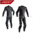 Combinaison cuir Noir / R-18 by RST