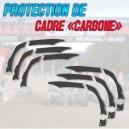 Stickers protection de cadre CARBONE - YFZ 450R
