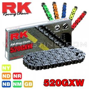 Chaine RK 520 XW'ring - GXW