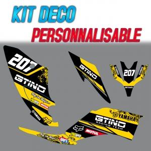 "Kit déco ""INDUSTRY"" - YFM Raptor 250"