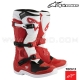 "Bottes TECH 3 ""Red White"" - ALPINESTARS"
